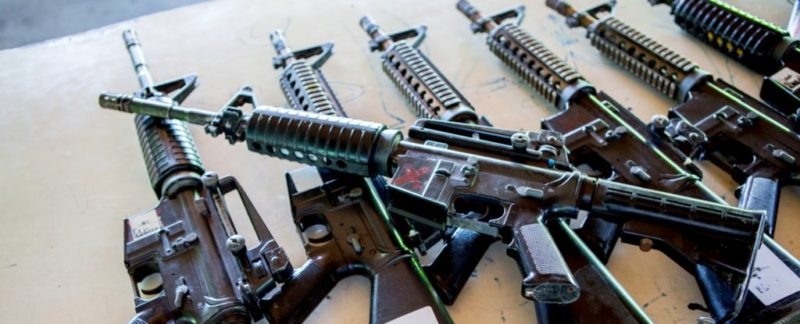 Get Ready: Leftists Say The Only Way to Demilitarize The Police Is Gun Control