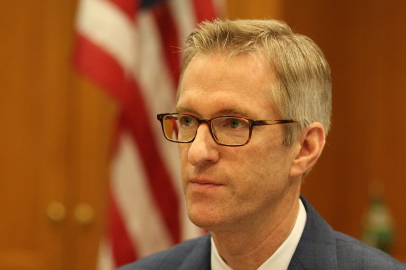 After Statement About Ammunition Portland's Mayor Should Be Removed From Office…He's Trying to Provoke A Kent State Incident
