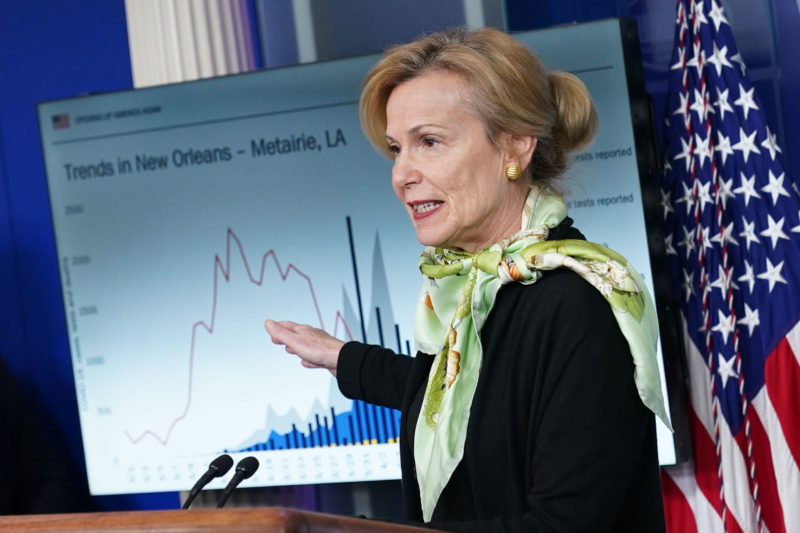 Dr. Birx Takes The Bait To Prove She's Still A Liberal After Pelosi Shames Her