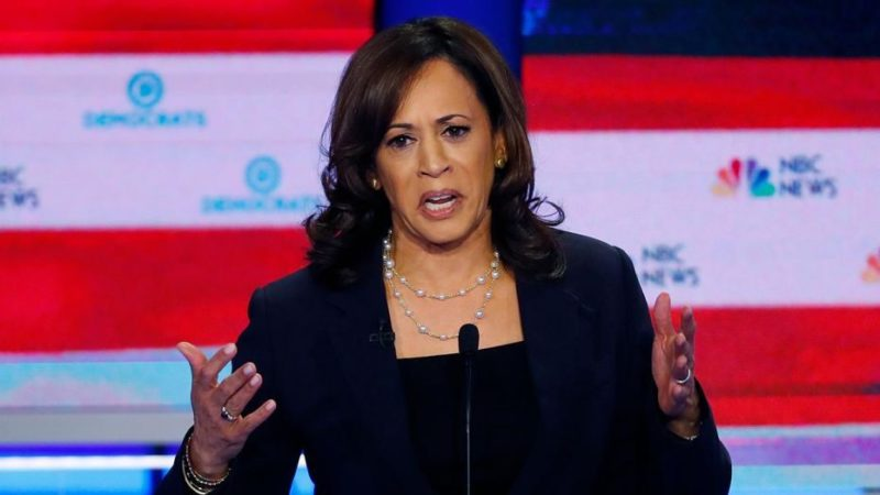 Liberals Are Not Happy About Kamala Harris For VP, Just Watch This Video As Proof…Biden Does Not Want You To See This