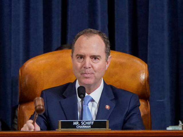 Schiff Mobilizing Intel Committee To Oppose Trump's Efforts To Restore Order In The USA