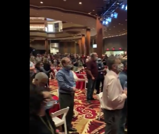 Scorned Governor Punishes Casino That Helped Christians Fight Lockdown Order