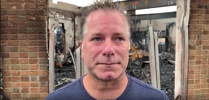 Heartbreaking: The Real Cost Of The Chaos The Far Left Riots Is Causing, This Man Lost Everything (VIDEO)