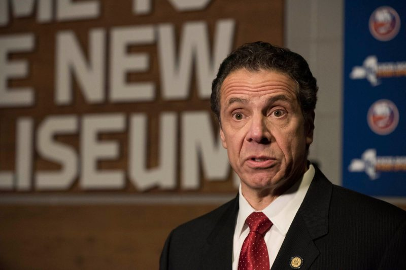 Gov. Cuomo's Plea To Rich New Yorkers Is More About The Electoral College Than Tax Dollars