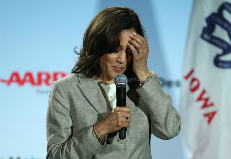 Kamala Exposed: Campaign Donations Link Her To Letting Certain Sex Abusers Off The Hook