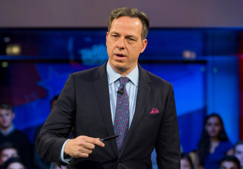 Busted! CNN's Jake Tapper Caught Meddling In PA Congressional Election