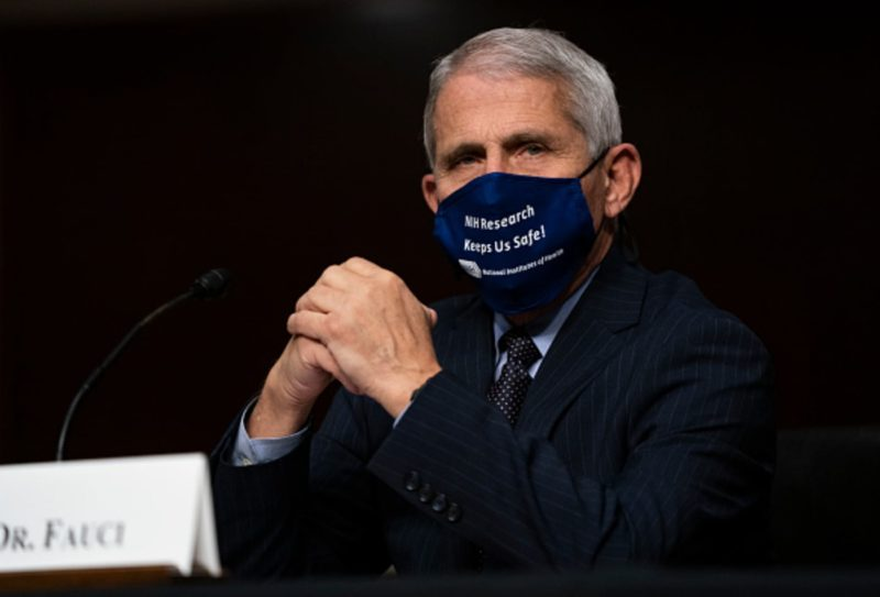 Dr. Fauci Goes Apocalyptic & Sets The Table For National Lockdown Should Biden Win In November