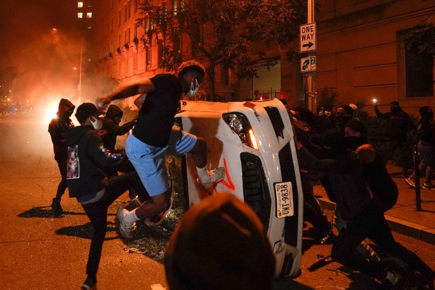 The Associated Press New 'Guidance' On Riots Are Frightening & Make Orwell A Prophet