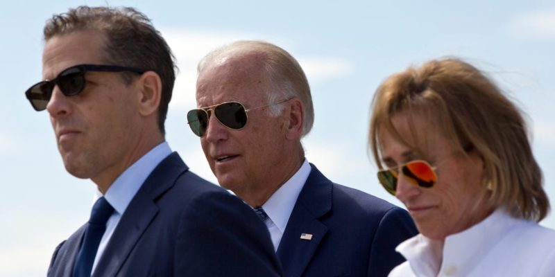 Shocking Text Messages Show Joe & Jill Biden COLLUDED To Cover Up Hunter's Actions With A MINOR