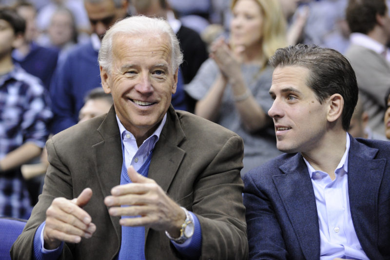 And Here It Is: The Connection Between Trump's Impeachment And The Biden's