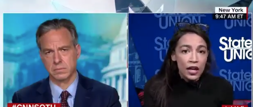 Watch: AOC Pulls No Punches, Lays Out Her Plans For Biden & Admits She Wants A Single Party State