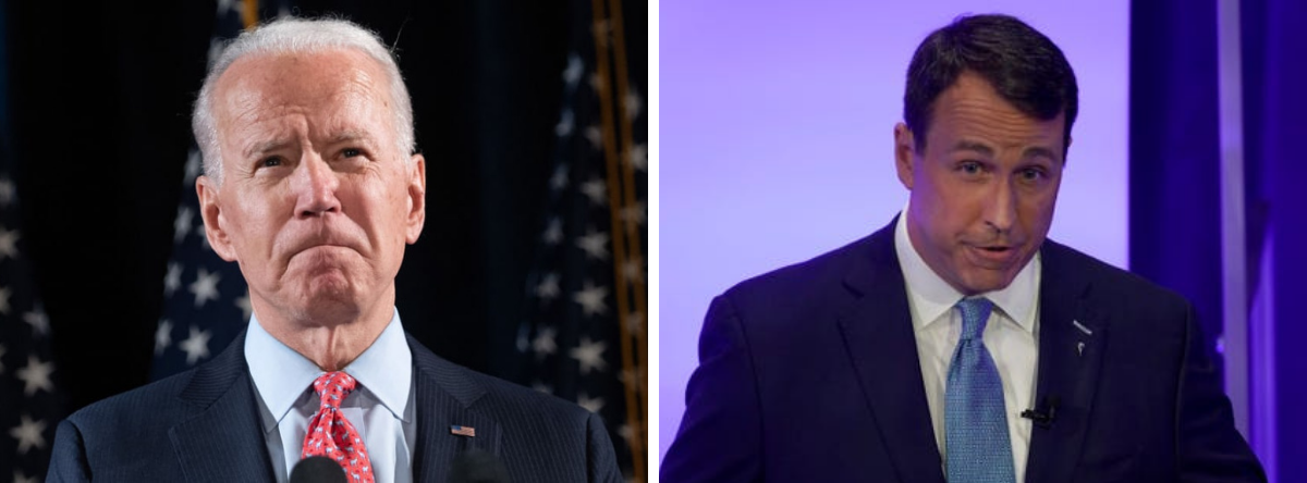 The Media Is Ignoring This: Biden Just Took A HUGE Hit & Dem Candidate For Senate Sexting Scandal Explodes