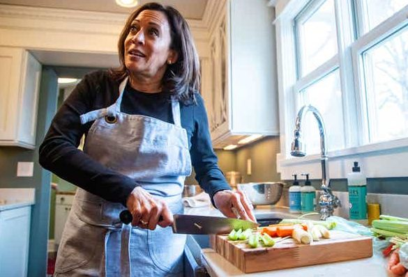 Who Knew Kamala Harris Thanksgiving Recipe Would Expose Just How FRAGILE & UNHINGED Liberals Are