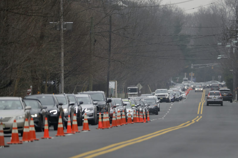 Coronacommies: Your Papers Please! USA City Set's Up Police Checkpoints To Cancel Thanksgiving & To Verify 'Essential Activity'