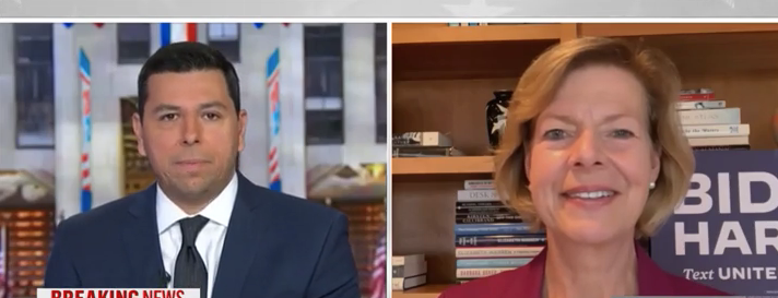 Watch: Dem Senator Spills the Beans On How Biden Will Bypass The Senate, 'I Would Like To Note How Much That Joe Biden Is Going Go Be Able To Do Using…