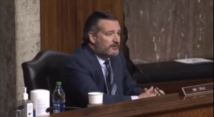 Watch: WOW! Sen. Ted Cruz RAVAGES Twitter CEO Jack Dorsey Over Censorship, Captures Him In A Catch 22