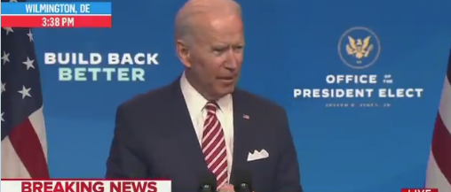 Biden Issues Crazy Demands For Thanksgiving Gatherings That's You'd Better Follow…Or ELSE!!