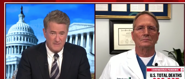 Watch: Joe Scarborough Eats Humble Pie, Laments Trump's Legacy 'Could Be Considered An Unqualified Success'