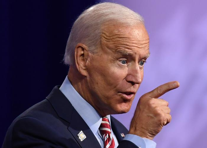 Biden Has Given The Media Their Marching Orders, He Asserting Control On Election Night