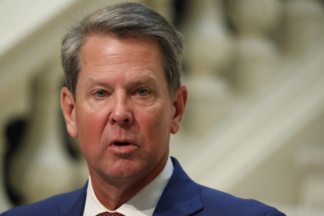 Gov. Kemp Is A Coward, He Just Waved The White Flag To Dems In Georgia