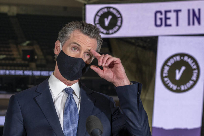 Coronacommie: California Governor Newsom Decides Schools Are For Me Just Not For Thee