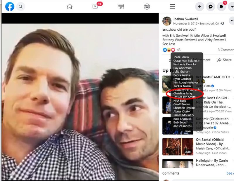 The Rep. Swalwell Chinese Spy Scandal Is About To Explode In His Face,  He Wasn't The Only Swalwell Involved With The Spy