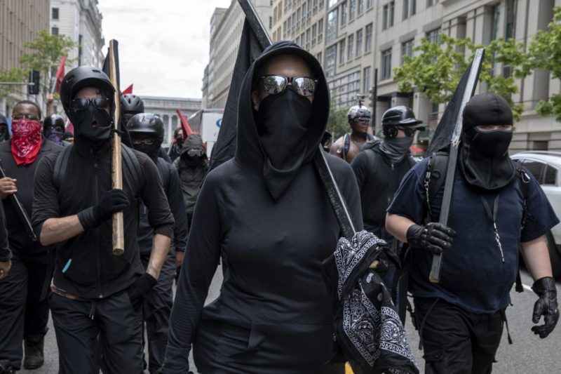 The Cats Is Out Of The Bag: Here's The REAL Reason Why State Legislators Won't Fight Election Fraud, Antifa Wins Again
