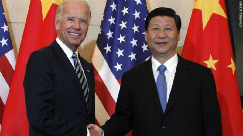 China Is All Ready Bossing Biden Around, Send Him Direct Orders One Day After Pres Trump's Stinging Announcement Or Else!