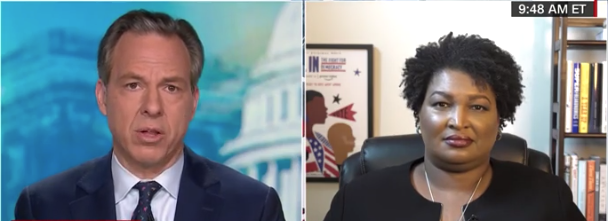 Latest Stacey Abrams Announcement Has Many Wondering If The GOP Has Already Lost Georgia Run-Off To Voter Fraud