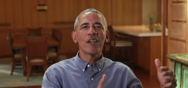 Watch: Obama Spouts Fake News In Racists Rant To Tear Down The US Election System, 'The Republican Party Is In The…
