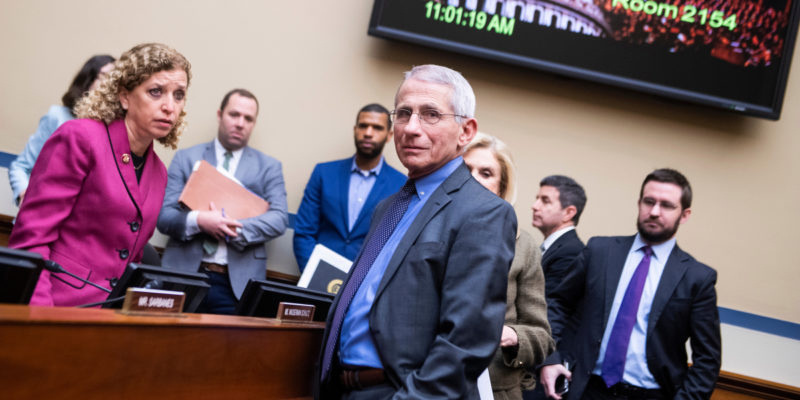 GOP Senator Rips Fauci After He Moves COVID Goalposts To Force Americans Into Compliance, 'I Thought, I Can Nudge This Up A It,  So I…