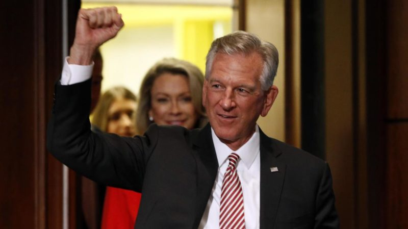 Incoming GOP Senator Hints He's Going To Turn Washington On It's Head During January 6th Vote