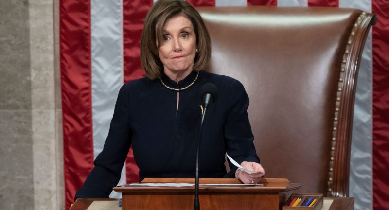 Pelosi Has Gone Psycho In Her Hatred For Trump & His Supporters, 'I Plan to Pull Him Out There By His…