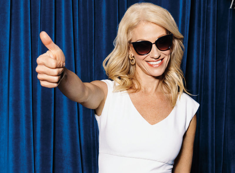 Kellyanne Conway Is A Sellout, Cashes In To Rejoin The Elite And Dump On Trump