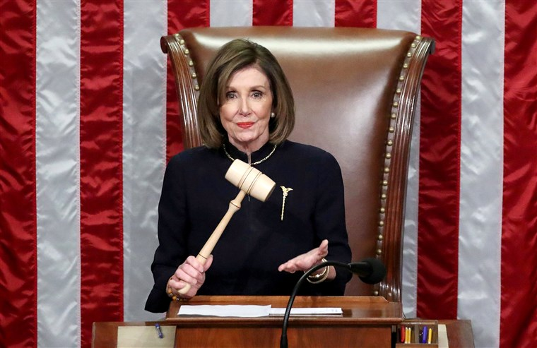 Pelosi Will Vote On Impeachment This Week But May Wait 100 Days To  Send To Senate (VIDEO)