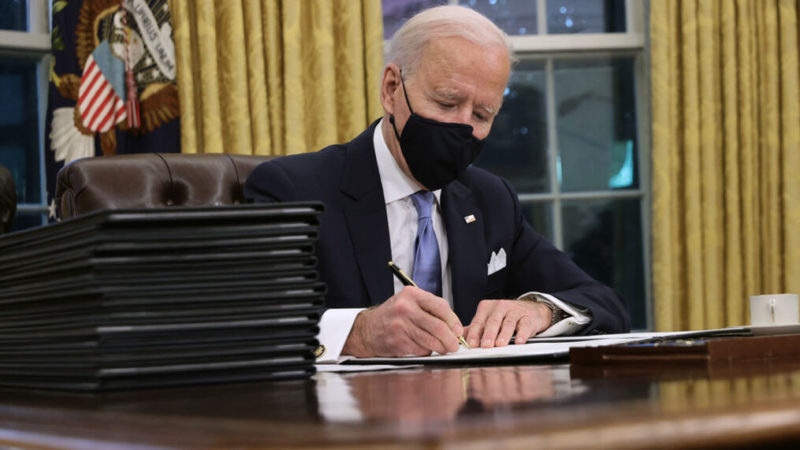 Biden May Have Done Something Right, He May Have Just Turned A Blue State Red With One Stroke Of A Pen
