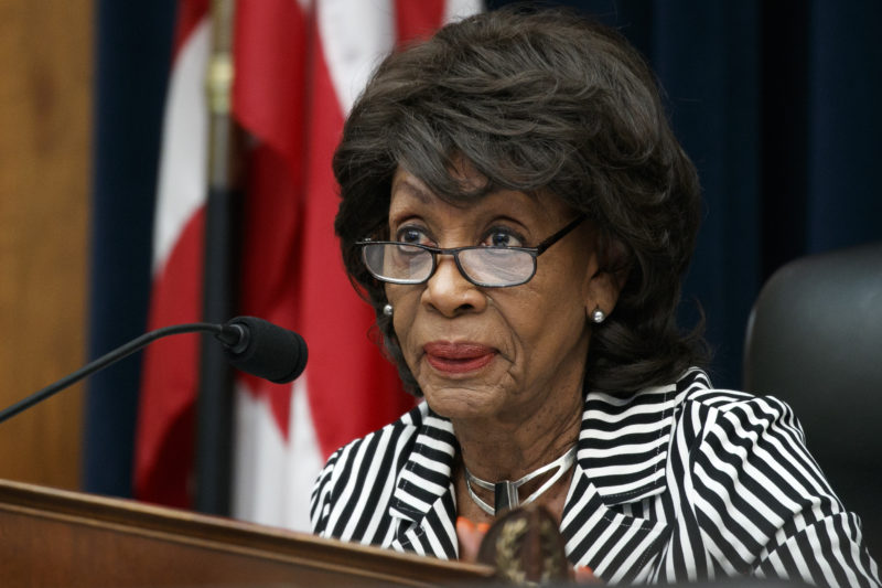 Rep. Maxine Waters Caught Up In $1 Million Campaign Cash Controversy With Daughter