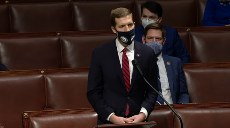 Watch: Tension On The House Floor Almost Turns Into A Physical Fight Between Two Congressman