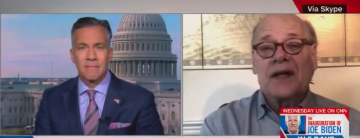 Watch: Rep. Cohen Tells CNN He's Concerned About The National Guard At The Capitol, 'Only About 25% Of The People There Protecting Us That Voted For…