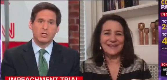 Watch: Dem Impeachment Manager Has Some Issues When Challenged Over The Constitutional Basis To Justify Impeaching Trump