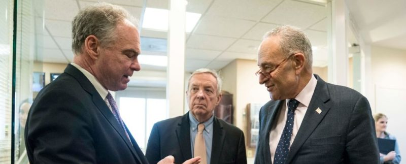 VIDEO: Knowing Their Impeachment Circus Is A Joke Some Senate Dems Want To Try Plan B, 'There Is No Will To…