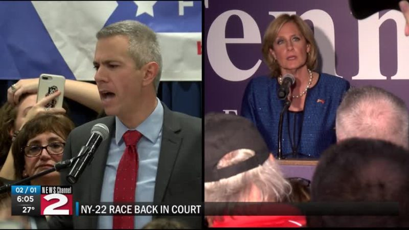 More Chaos In Contested Congressional Race After Republican Takes The Lead,  Judge Pauses His Own Order