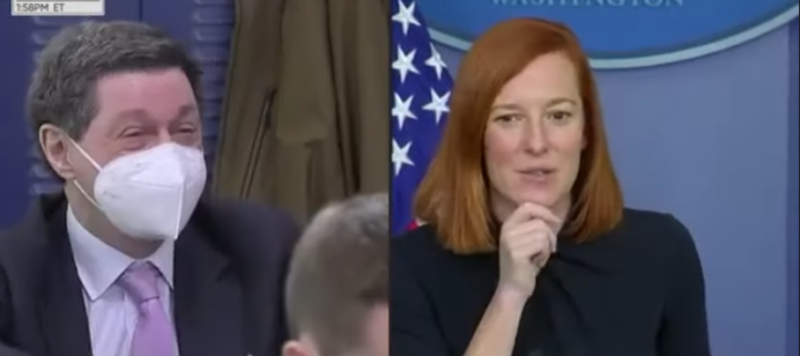 So Much For Freedom Of The Press: Psaki Caught Up In Press Briefing Scandal, Pre-Screening Reporters