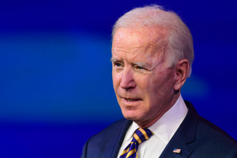 Another Biden Blunder: Breaks Vow & Pulls Out Of Another First 100 Day Campaign Promise