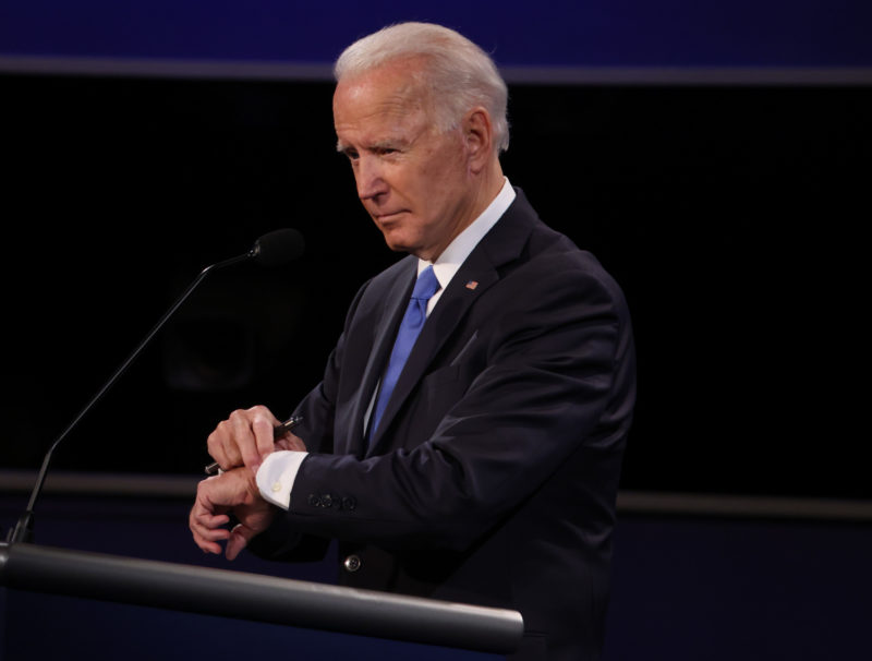 Trump Was Right Again, Official Schedule Shows The President Really Is 'Sleepy Joe Biden'