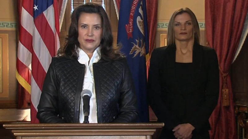 Another One Bites The Dust: Michigan Governor Gretchen Whitmer Could Face Criminal Charges