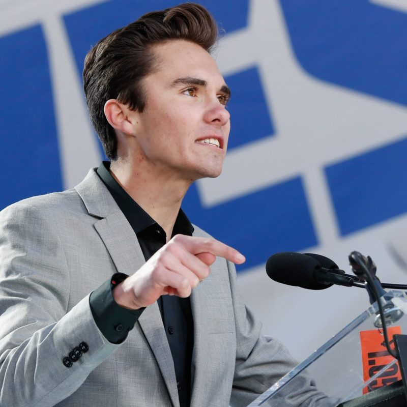 Gun Control Activist David Hogg Pillow Company To Fight Mike Lindell Appears To Be Crashing And Burning