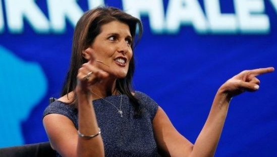 After Blaming Trump For January 6th Nikki Haley Backtracks & Now Praises Him Over CPAC Speech