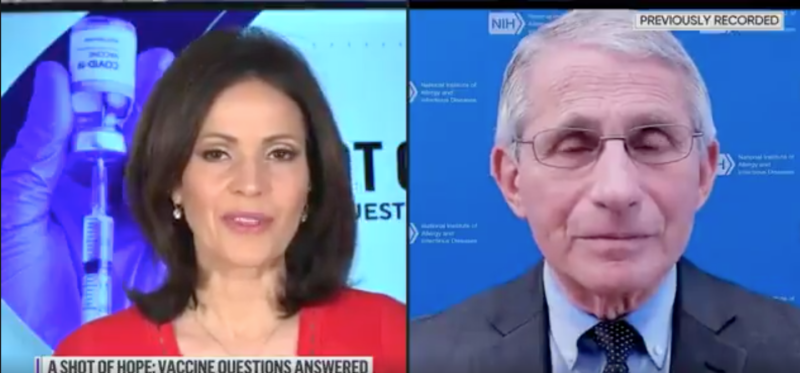 Watch: Fauci Steps In It, Here's How the Dems Will Get Rid Of Him Like They Are With Gov Cuomo
