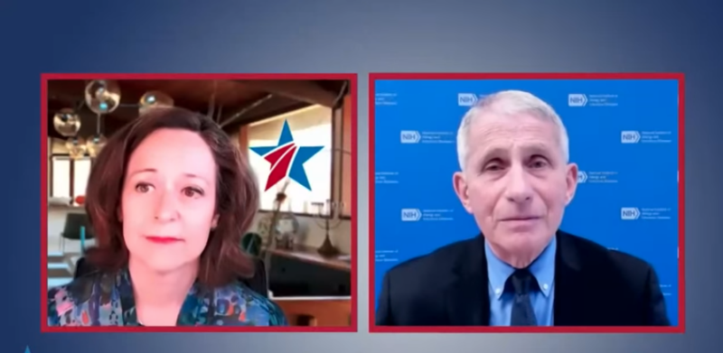 Watch: Dr. Fauci Dumps On US Troops, Says Some Are 'Part Of The Problem'